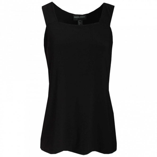 Frank Lyman Sleeveless Jersey Long Camisole Top