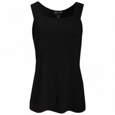 Sleeveless Jersey Long Camisole Top