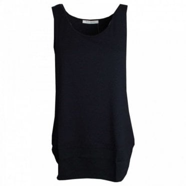 Sleeveless Round Neck Camisole Top