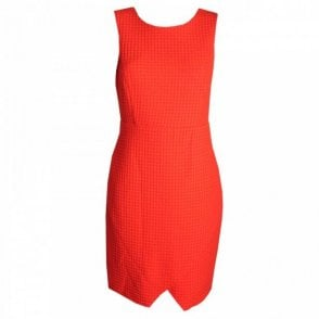 Frank Lyman Sleeveless Tailored Fit Shift Dress