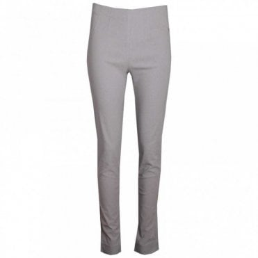 Slim Fit Elasticated Waist Trousers