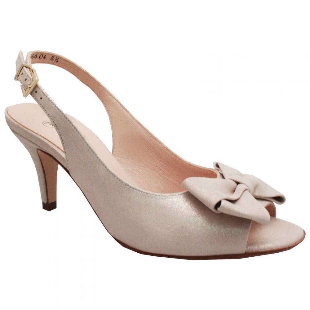 timeless design 7ae36 afe9d Sling Back Peep Toe High Heel Sandal