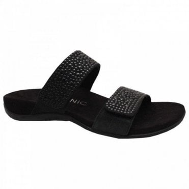 Vionic Slip On Sandal With Diamate