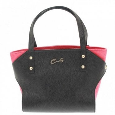 Cats Small Double Handle Grab Bag