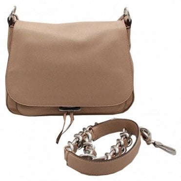 Small Shoulder And Grab Handle Handbag