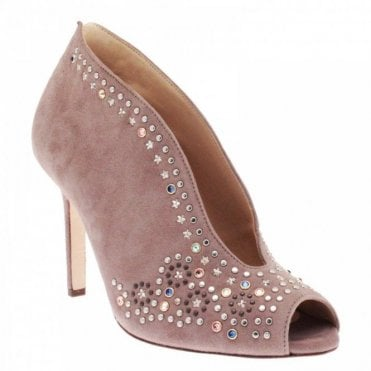 Star Studded Ankle Boot