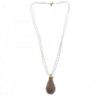 Stargazer Thin Long Necklace