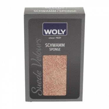 Woly Suede & Nubuck Cleaning Sponge