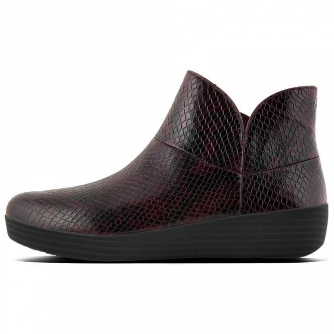 Fitflop™ Supermod Leather Ankle Boot