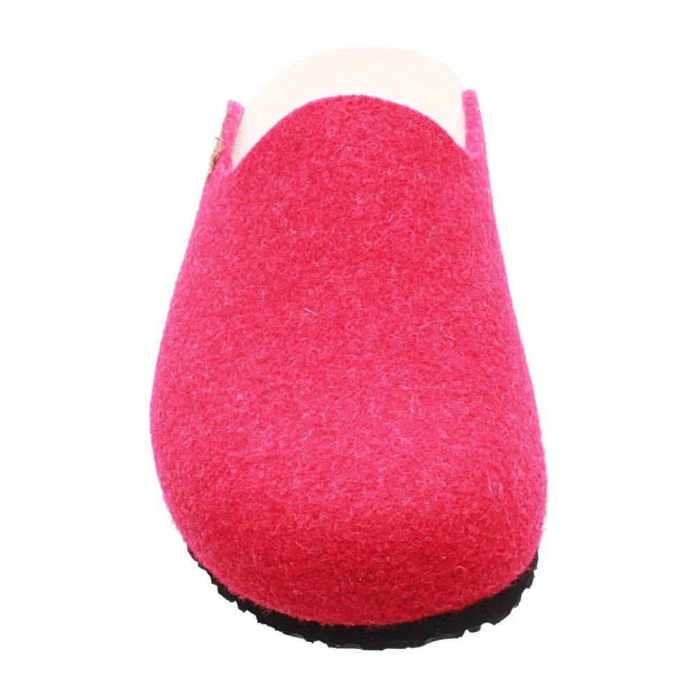 73fbb8502d9 Sweety Felt Slip On Slippers By Mephisto At Walk In Style