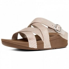 Fitflop™ The Skinny™ Criss-cross Slide