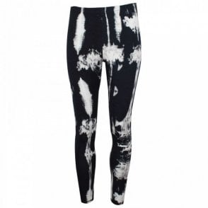 Organic Cotton Tie Dye Print Leggings