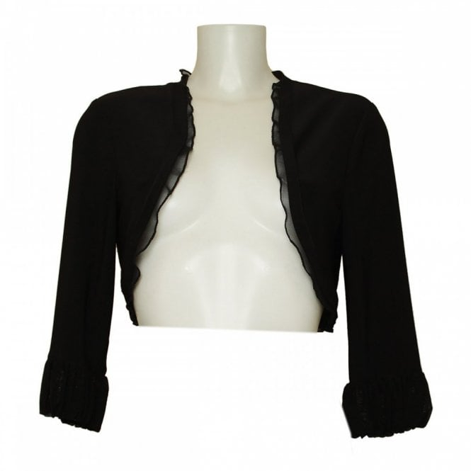 Frank Lyman Three Quarter Puff Sleeve Bolero