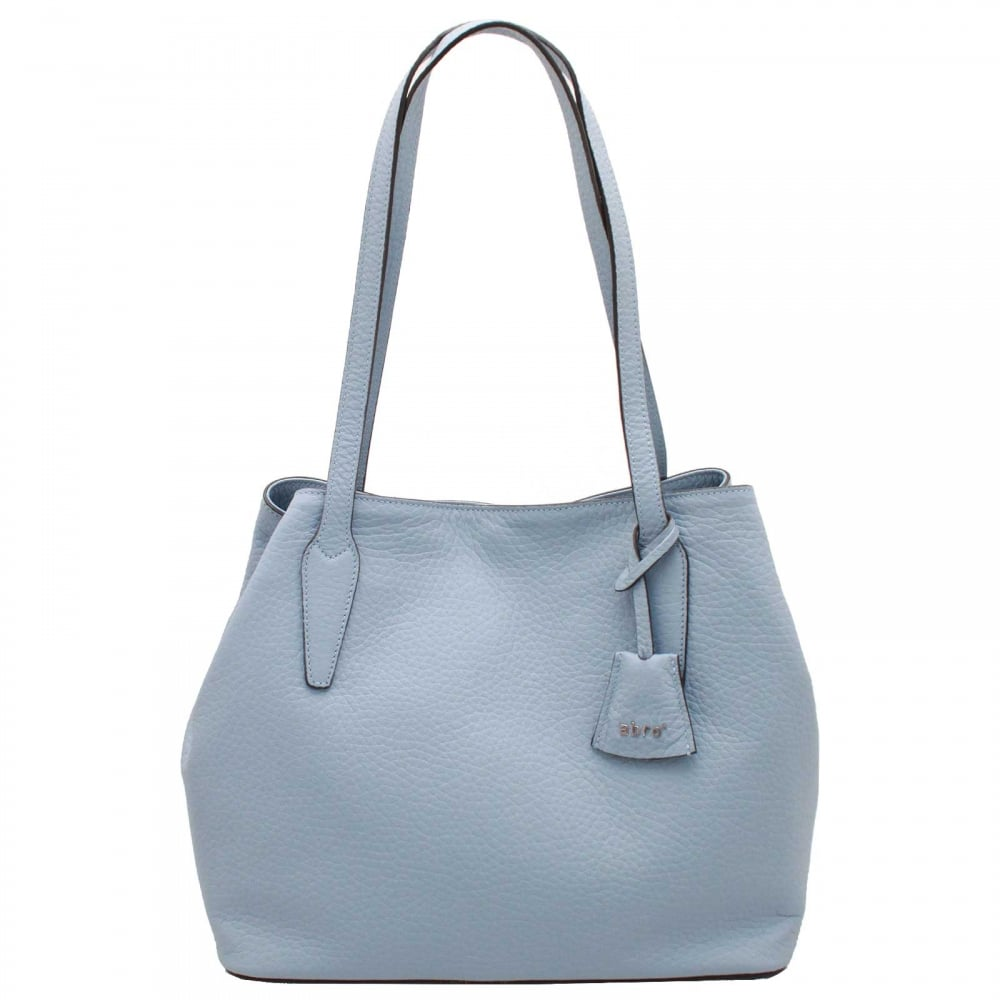 b42a053343 Tote Double Handle Handbag By Abro At Walk In Style