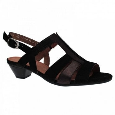 Urquhart Low Strappy Sandal