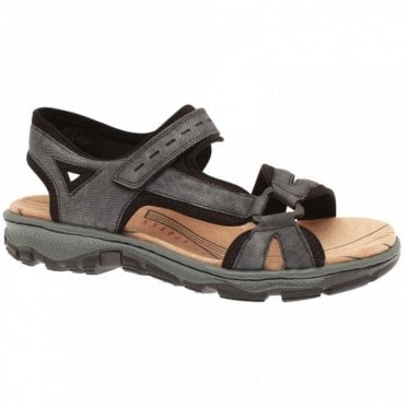 Walking Sandal Velcro Strap