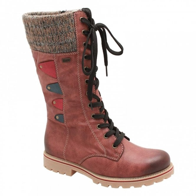 Rieker Waterproof Welt Long Boot