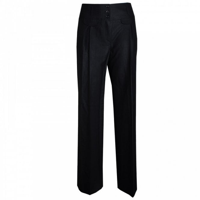 Brax Wide W/band Long Trousers