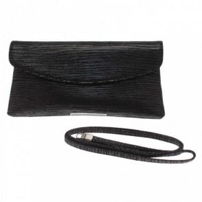 Peter Kaiser Winema Fold Over Clutch/shld Strap