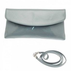 Winema Fold Over Clutch/shoulder Strap