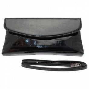 Winema Fold Over Clutch With Shld Strap