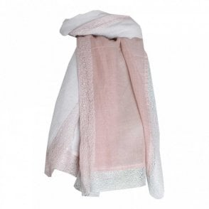 Betty Barclay Women's 2 Tone Long Scarf