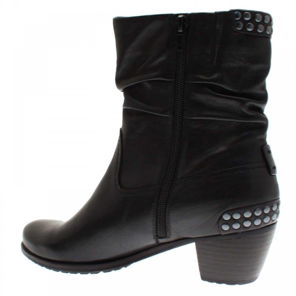kennel und schmenger women 39 s cowboy style ankle boot. Black Bedroom Furniture Sets. Home Design Ideas