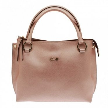 Women's Double Handle Grab Handbag
