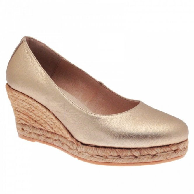 Vidorret Women's Espadrille Wedge Heel Shoes