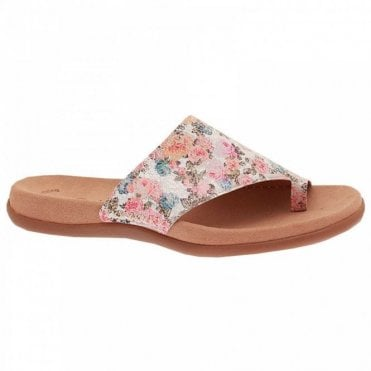 Women's Flat Toe Post Sandal