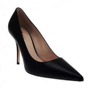 Women's High Heel Classic Court Shoe
