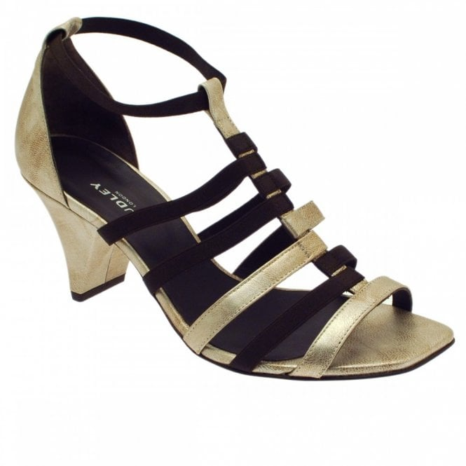 Audley Women's High Heel Strappy Sandal