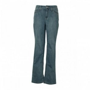 Women's Jeans With Diamante Detail