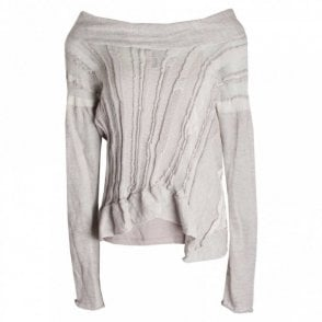 Women's Knitted Pullover & Slip