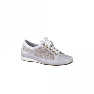 Women's Lace Up Trainer