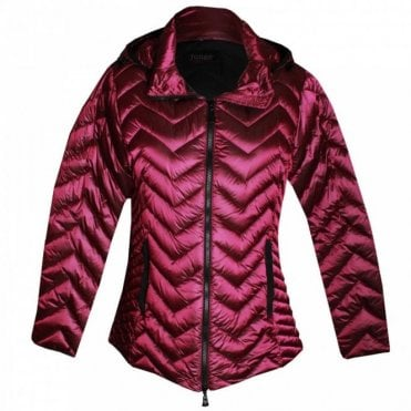 Women's Lightweight Short Down Jacket