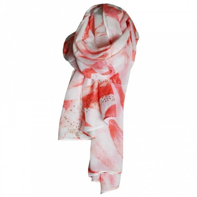 Women's Long Printed Scarf