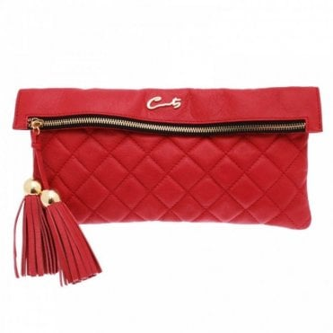 Cats Women's Long Quilted Clutch Handbag