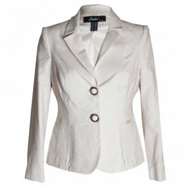 Women's Long Sleeve Blazer Style Jacket