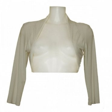 Women's Long Sleeve Bolero