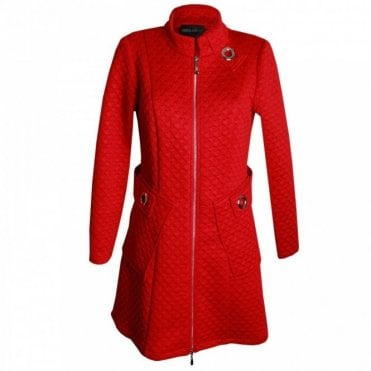 Women's Long Sleeve Full Length Coat