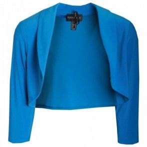Women's Long Sleeve Jersey Bolero