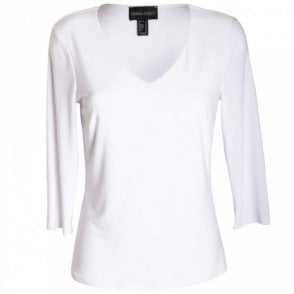 Frank Lyman Women's Long Sleeve Jersey Top