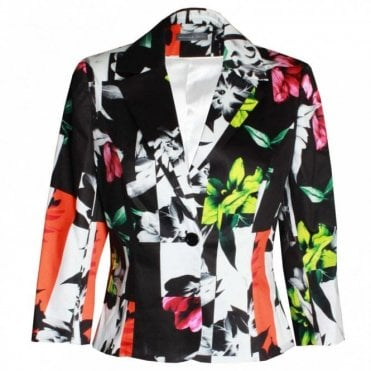 Women's Long Sleeve Lined Cotton Jacket