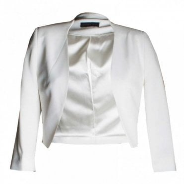 Women's Long Sleeve Tailored Bolero