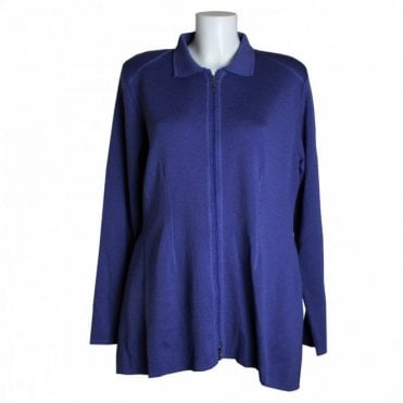 Women's Long Sleeve Zip Jacket