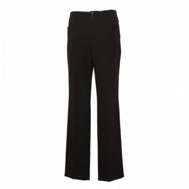 Women's Long Trouser With Double Button