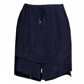 Women's Loose Culotte Style Shorts