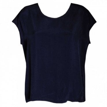 Women's Loose Fit Drape Sleeve Top