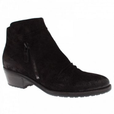Women's Low Heel Ankle Boot